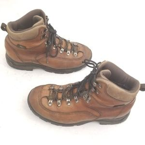 Columbia Leather Hiking Boots Size 9